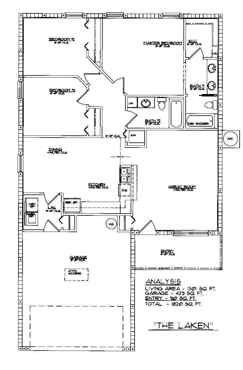 30x50pole barn plans joy studio design gallery best design for Residential pole building floor plans